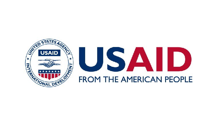 USAID Logo - From the American People